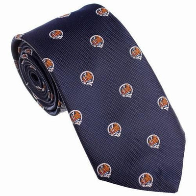 Gents Clan Crested Tie - Made to Order