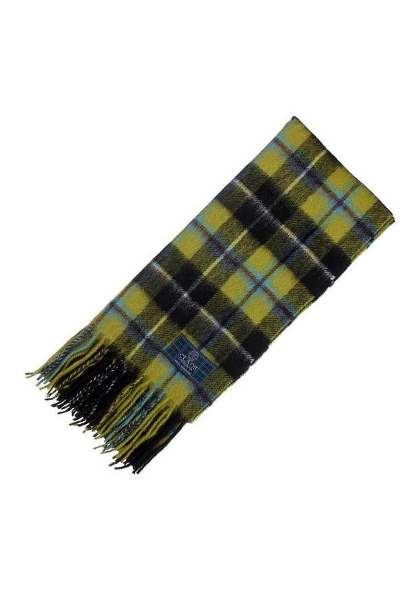 Clan Tartan Scarf - Cornish National