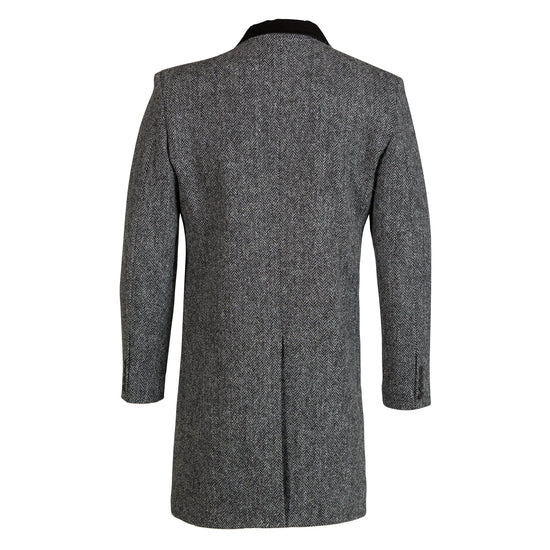 Genuine Mens Harris Tweed Cromby Jacket - Laxdale