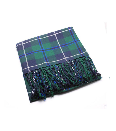 Deluxe Polyviscose Tartan Fly Plaid - Douglas Modern