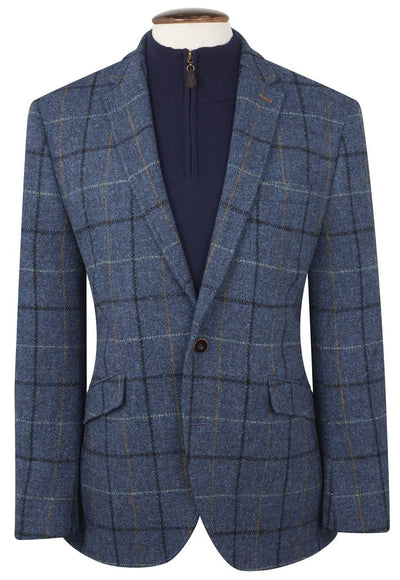 Men's Harris Tweed Jacket - Ensay