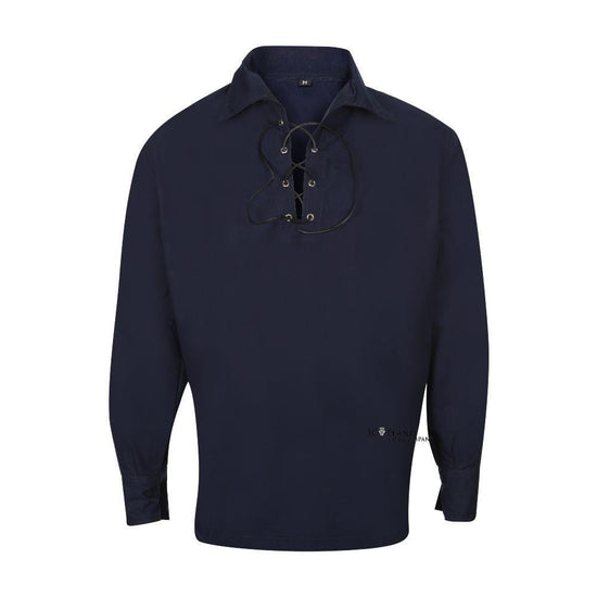 Budget Ghillie Shirt - Navy