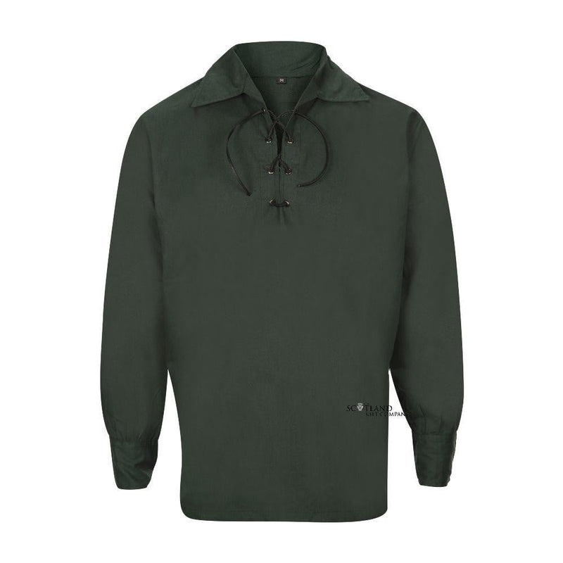 Budget Ghillie Shirt - Green