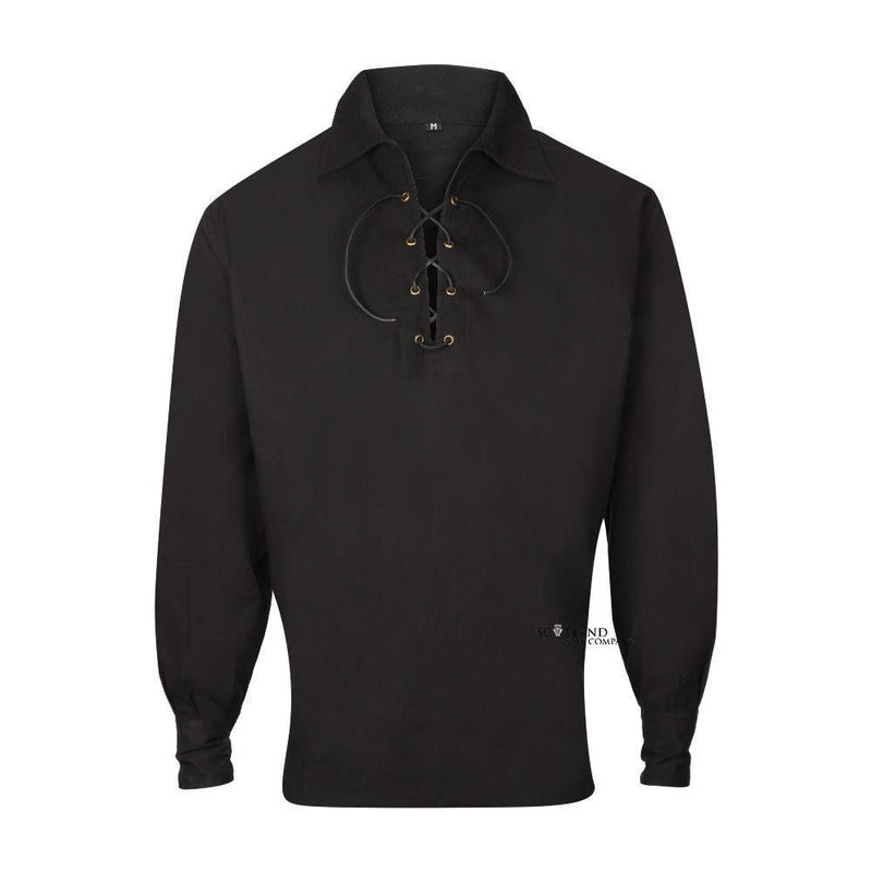 Budget Ghillie Shirt - Black
