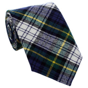 100% Wool Tartan Neck Tie - Gordon Dress Modern