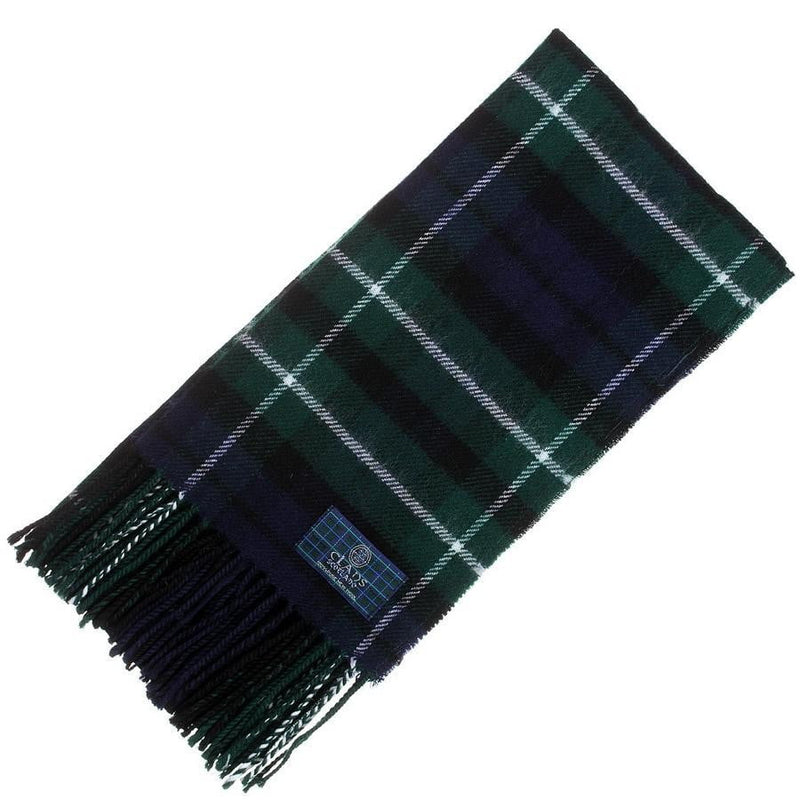 Clan Tartan Scarf - Graham of Montrose Modern