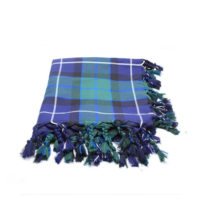Deluxe Polyviscose Tartan Fly Plaid - Freedom