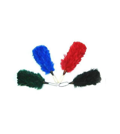 Feather Hackle - 6 Colours