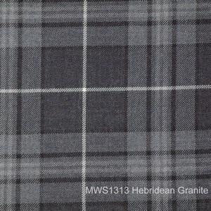 Men's 5 Yard Hebridean 100% Wool 13oz Mediumweight Tartan Traditional Hand Made Kilt