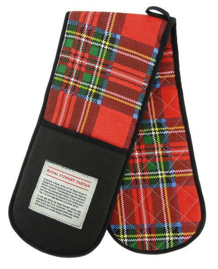 Royal Stewart Oven Gloves