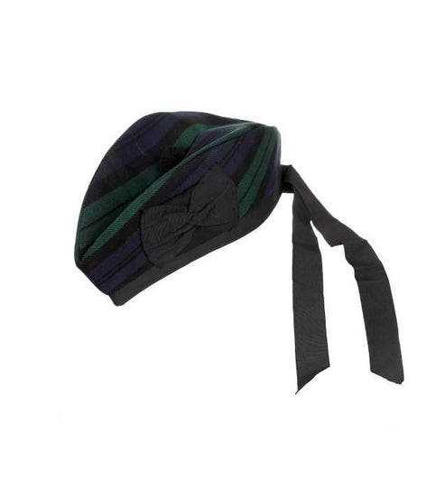 Black Watch Tartan Glengarry