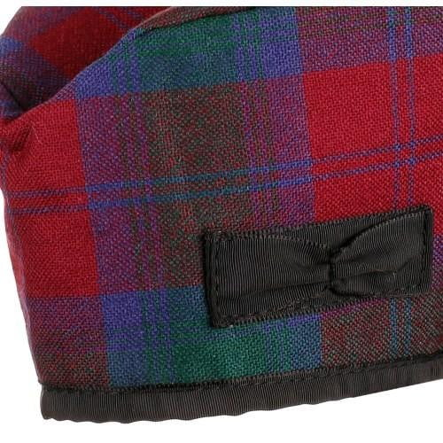 Scottish Made Tartan Glengarry in 8 Tartans - Made to Order