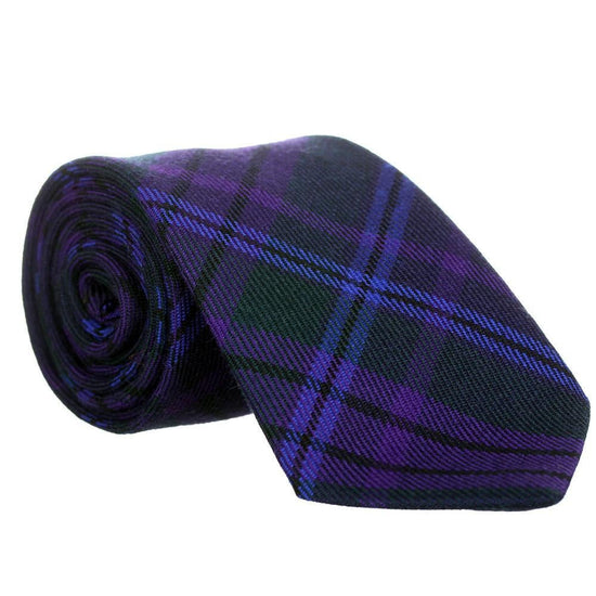 Spirit of Scotland 100% Wool Neck Tie
