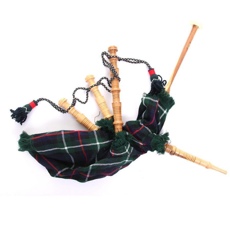 Junior Tartan Bagpipes - MacKenzie