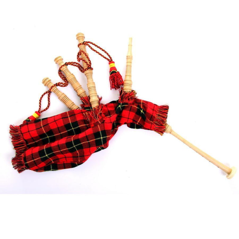 Junior Tartan Bagpipes - Wallace