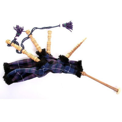 Junior Tartan Bagpipes - Pride of Scotland