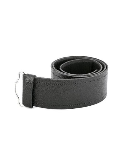 Budget Grained Leather Belt