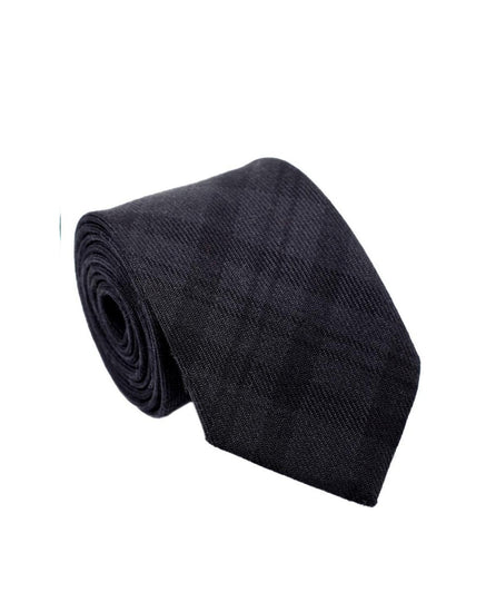 Black Isle - 100% Wool Neck Tie