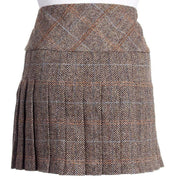 Ladies Tweed Made to Measure Stacey Style Kilt