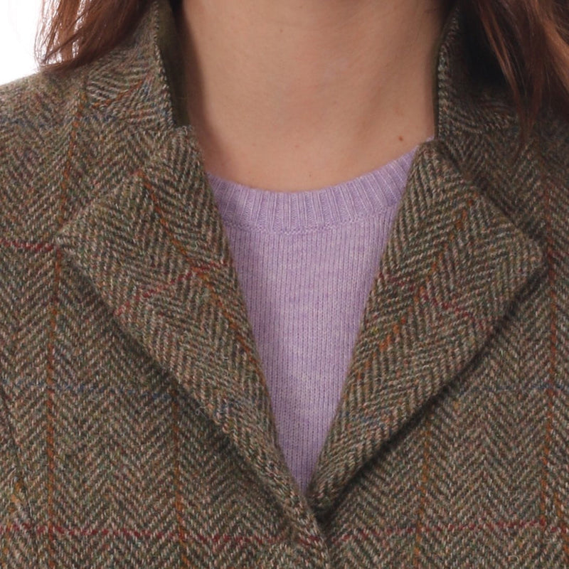 Ladies Harris Tweed Jacket - Sally _ Limited Sizes