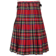 Men's Kilt - Polyviscose Party Kilt - Royal Stewart