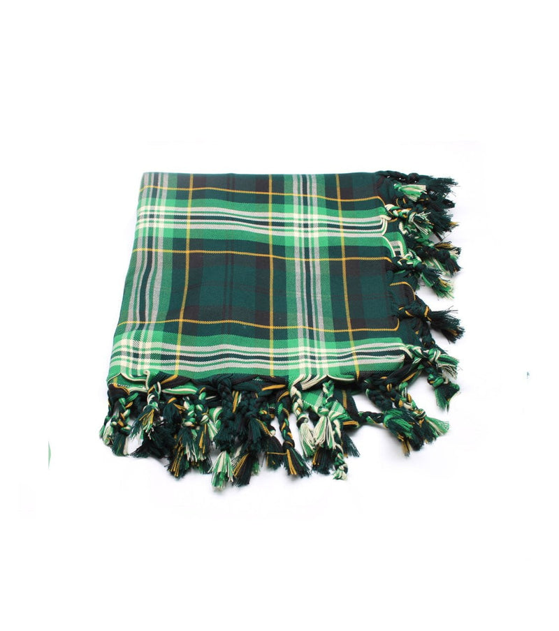 Deluxe Polyviscose Tartan Fly Plaid - Parkhead District
