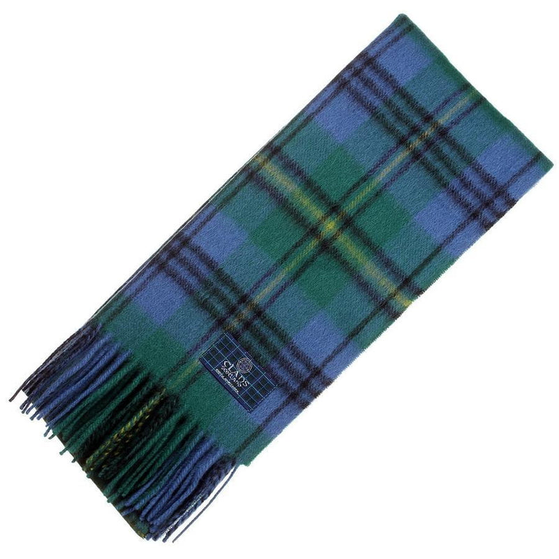 Clan Tartan Scarf - Johnstone Ancient