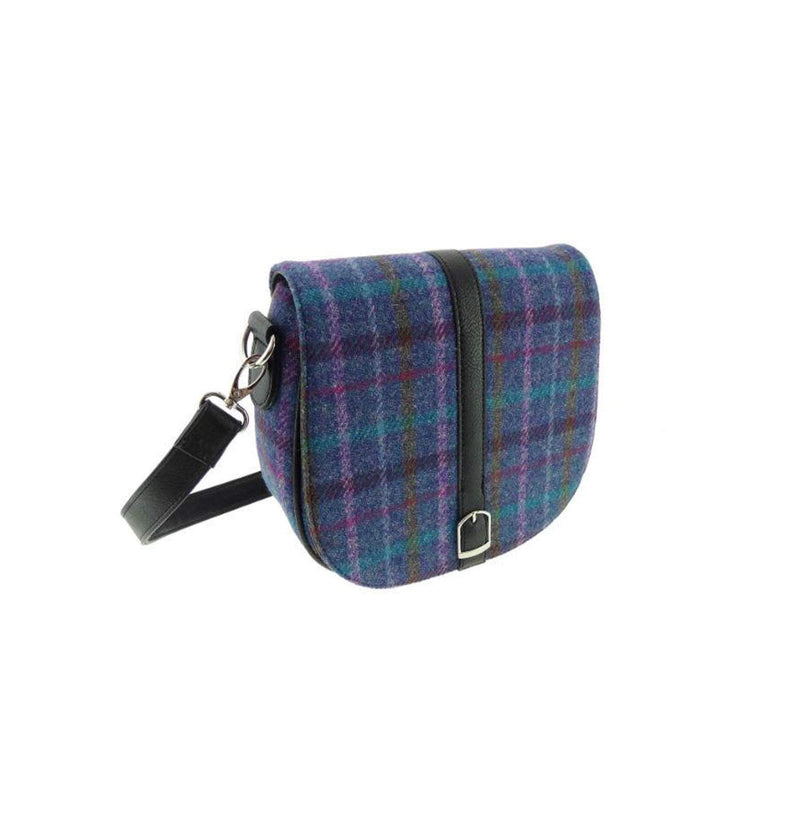 Harris Tweed Small Beauly Shoulder Bag - 11 Colours