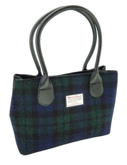 Harris Tweed Large Cassley Handbag