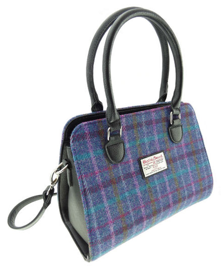 Harris Tweed Findhorn Tote Style Handbag
