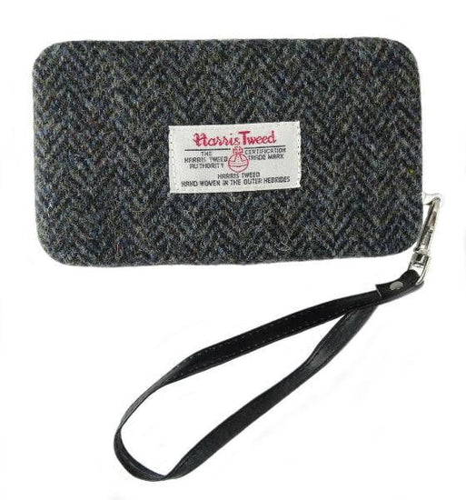 Harris Tweed Phone Clutch