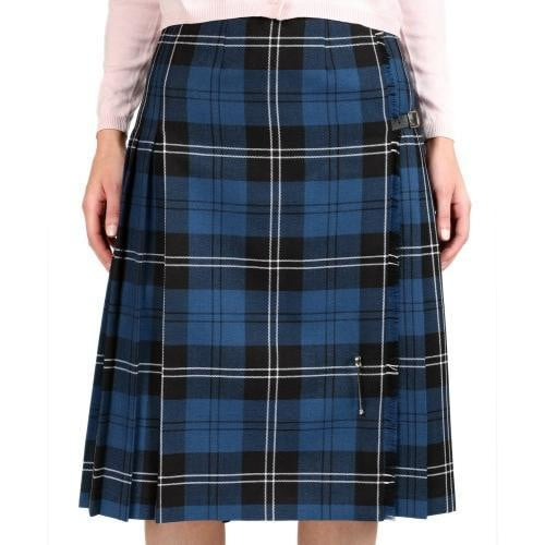 Ladies Made to Measure Knee Length Kilt