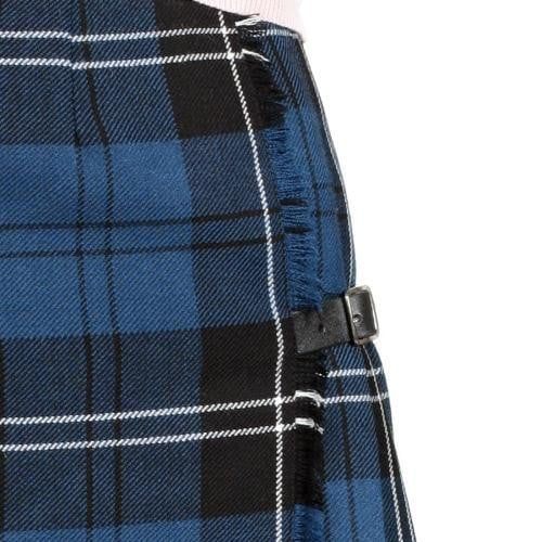 "Ladies Knee 19/"" Length Kilt Stewart Dress"