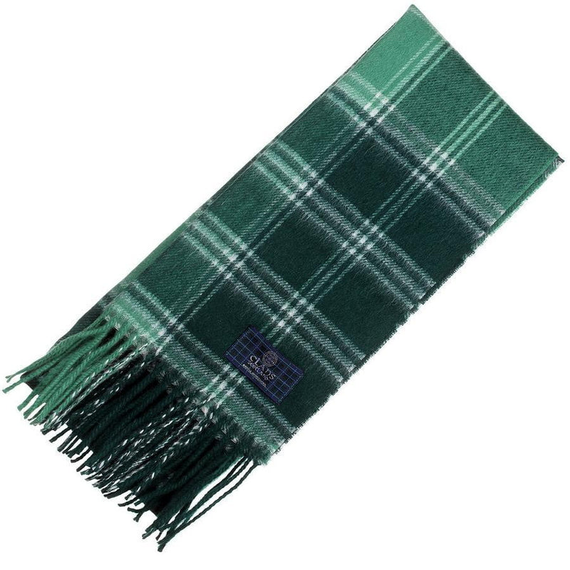 Clan Tartan Scarf - MacDonald Lord of the Isles Modern