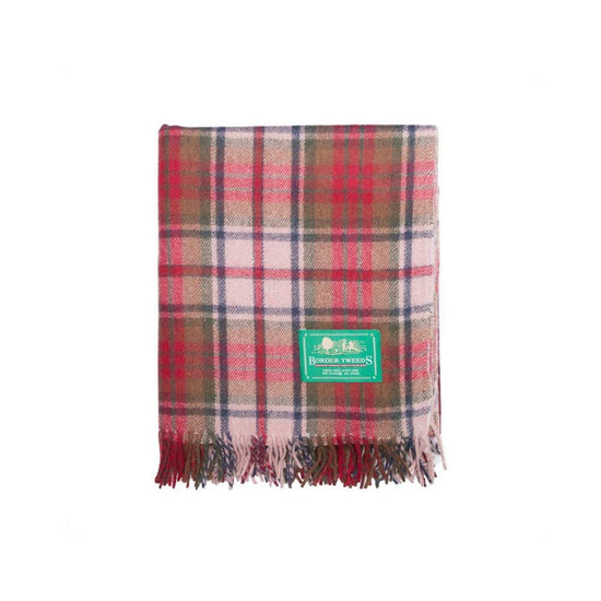 Wool Tartan Rug - MacDuff Dress