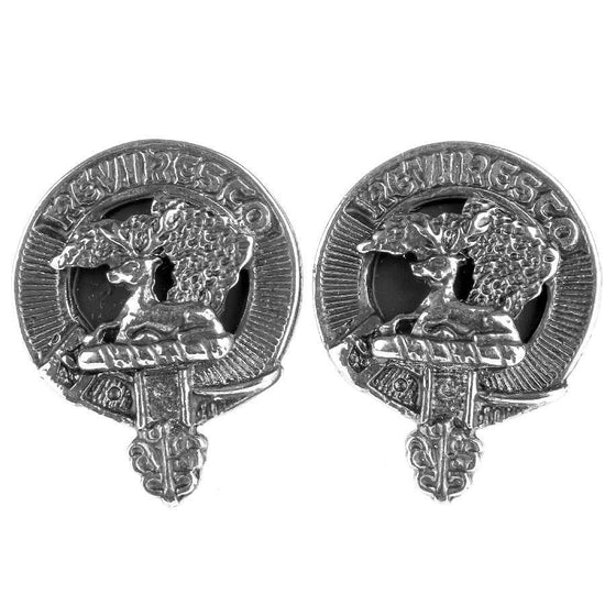 Maxwell Clan Cufflinks - Made to Order