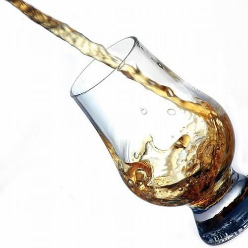 Glencairn Plain Whisky Glass Made in Scotland