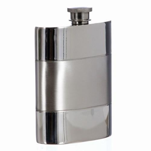 Satin Band Flask