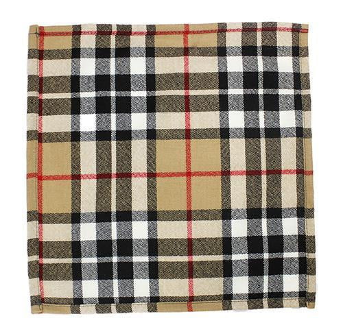 100% Wool Pocket Handkerchief (28cm x 28cm) – Thomson Camel