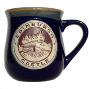 Stoneware Mug with Edinburgh - 3 Colours
