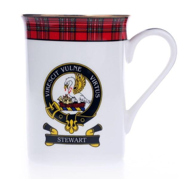 Fine Bone China Clan Crested Mug - Made to Order