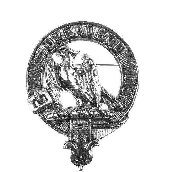 Munro Clan Badge - Made to Order