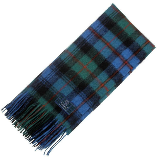 Clan Tartan Scarf - Murray of Atholl Ancient