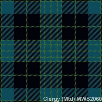 Tartan Swatch - 13oz House of Edgar Material - Old and Rare