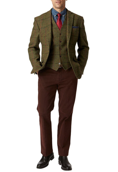 Men's Harris Tweed Jacket - Oransay