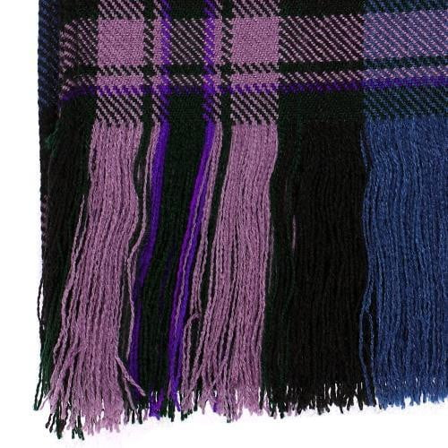 Ladies Acryllic Wool Tartan Sash - Pride of Scotland
