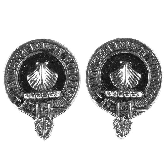 Pringle Clan Cufflinks - Made to Order