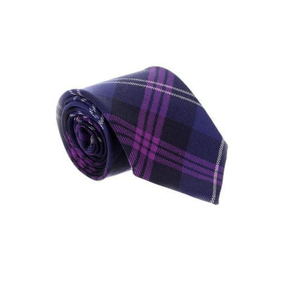 Polyviscose Neck Tie - Heritage of Scotland
