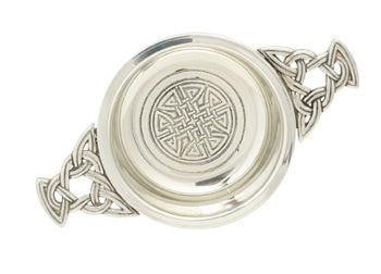 "2.5"" Quaich Bowl - Celtic Design"