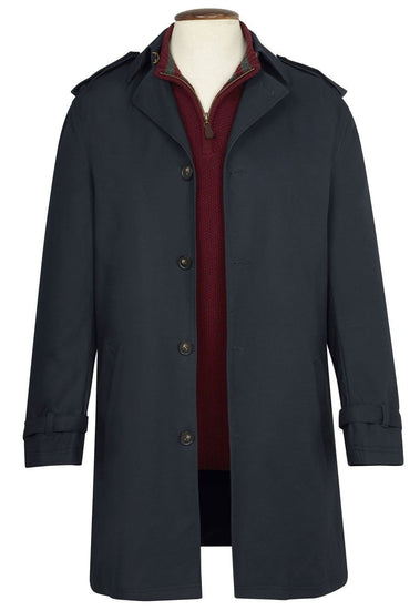 Rother Waterproof Trench Coat by Brook Taverner